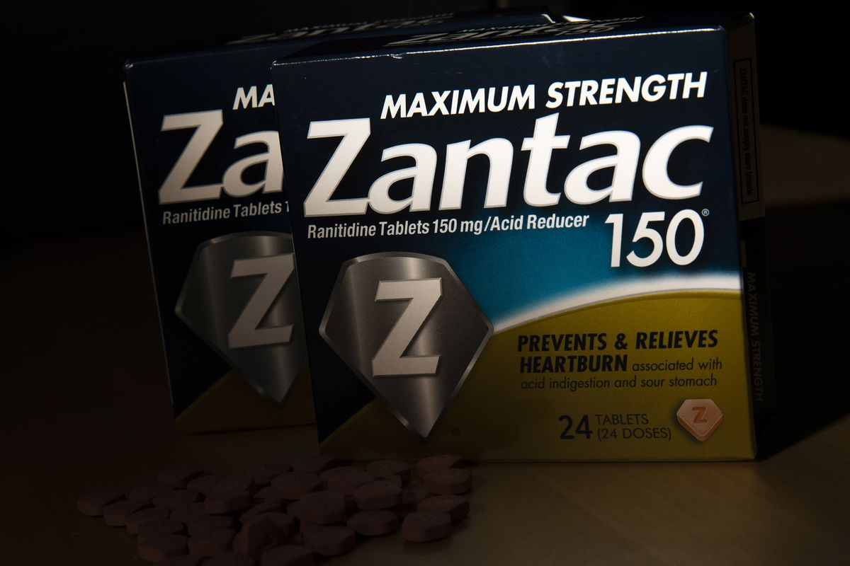 Leading Cancer Center No Longer Offering Zantac to Patients