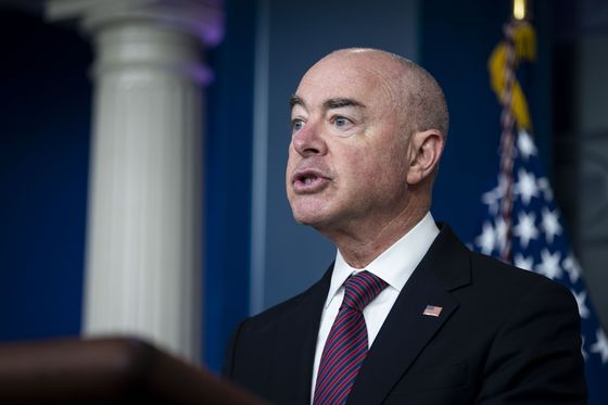 Mayorkas Says U.S. Won't Protect Southern Border With Wall