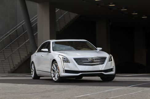 The new CT6 probably won't cause hundreds of thousands of Mercedes owners to switch sedans, but it is a solid product and constitutes a good step forward for Cadillac.
