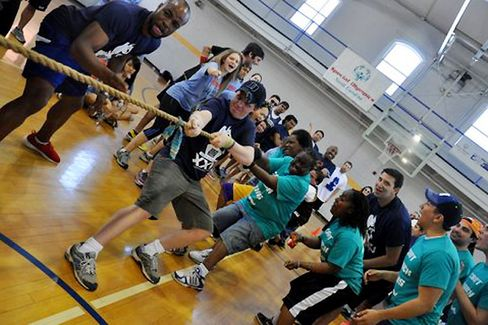 Duke's MBA Games: Dance-Offs, Races, and Tug-of-War