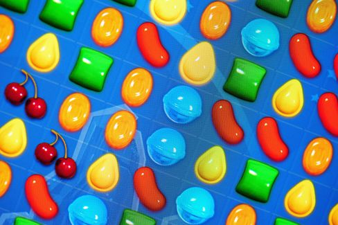 Gaming Company Crushes Competitors for Using 'Candy'