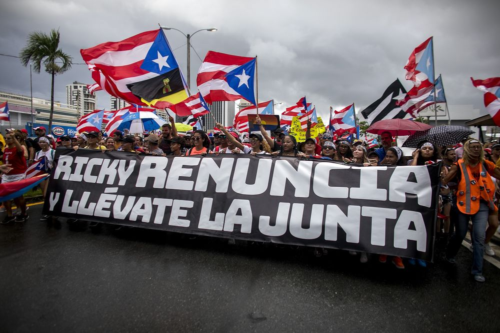 Battle For Power In Puerto Rico Heads To Island's Supreme Court