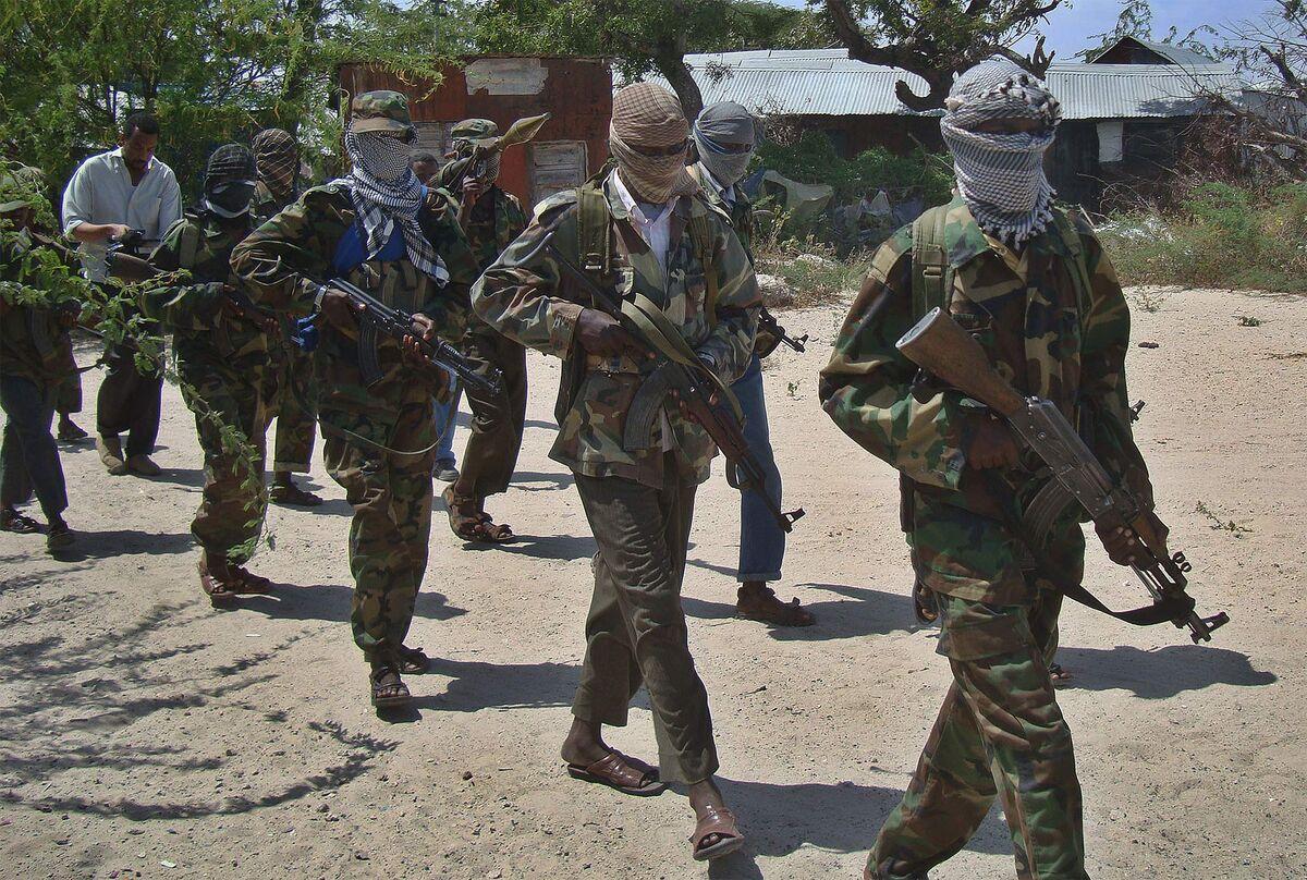 U.S. Bombs Al-Shabaab Compound in Somalia, Wounding Three