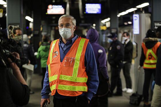 New York MTA Chief Calls Senate Bill 'Shameful' and 'Backwards'
