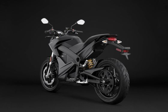 The Zero S Is a Perfect Electric Motorcycle, Made Better