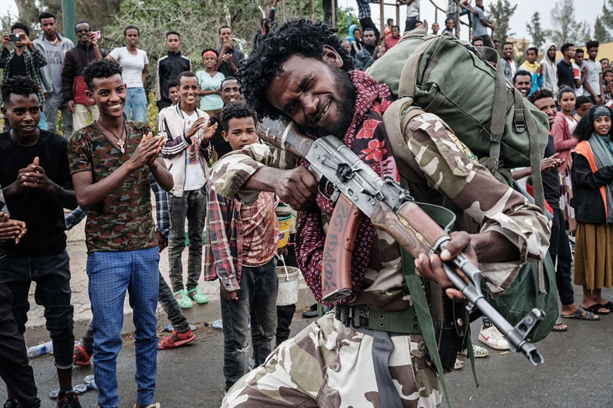 China Opposes U.S. Threat to Impose Sanctions on Ethiopia