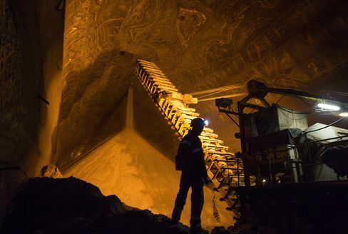 Uralkali Sees Support for Potash Above $300 on Asian Demand