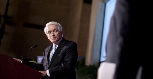 'Embarrassed' CEOs Silent on U.S. Debt Debate