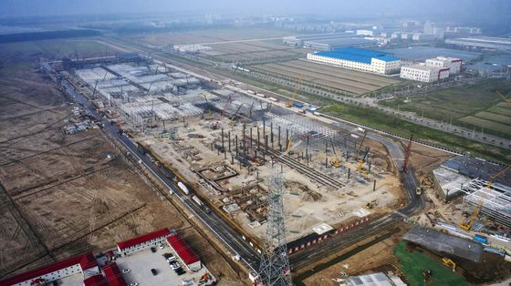 Musk Says Tesla Could Eventually Build Other Factories in China
