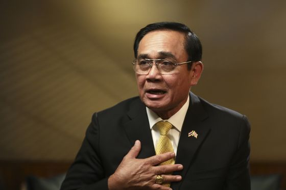 Thai Junta Eyes Chinese Investment for $51 Billion Spending Plan