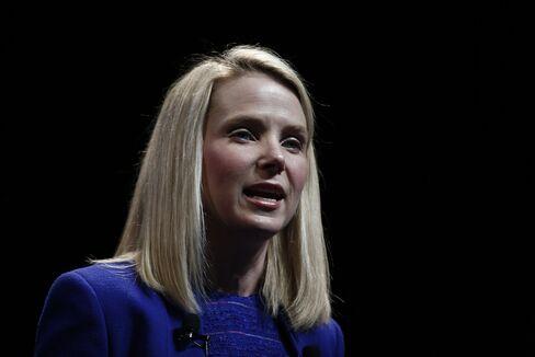 Yahoo! Inc. Chief Executive Officer Marissa Mayer