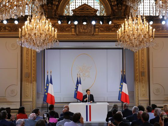 Macron Dangles Tax Cuts to Reboot his Presidency: Is It Enough?