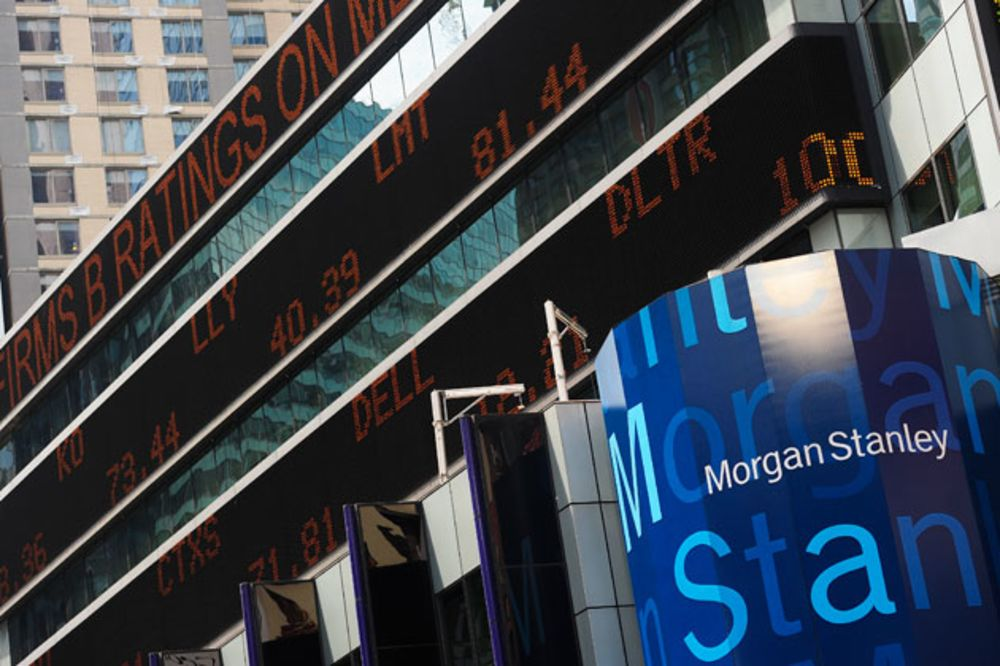 Why Morgan Stanley's Job-Hunt Ban Was Doomed to Fail - Bloomberg