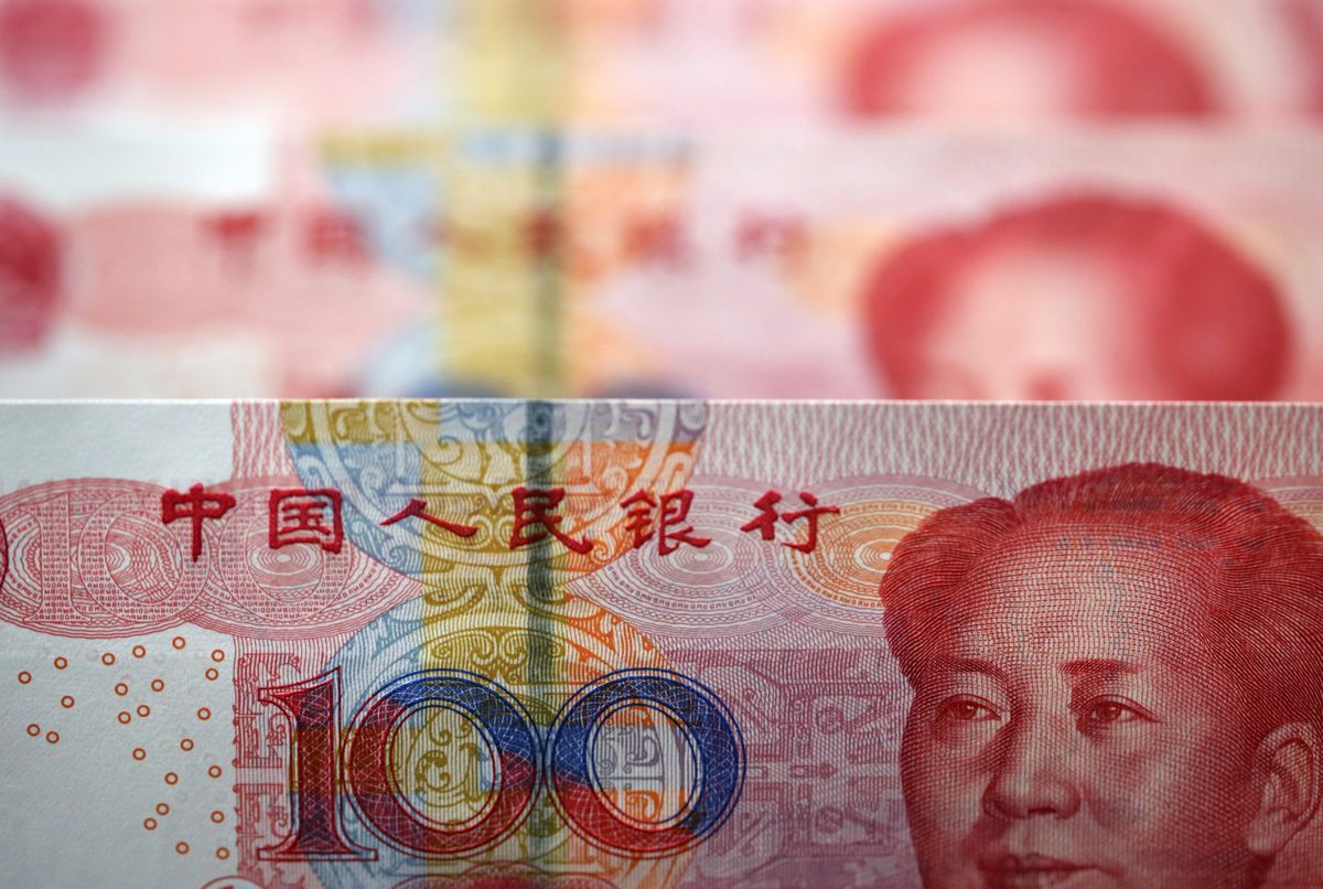 Yuan's Wildest Week in Years Ends With a Whimper as Panic Fades
