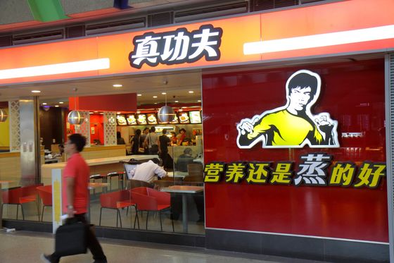 Bruce Lee Heir Hits China Fast Food Chain With $30 Million Suit