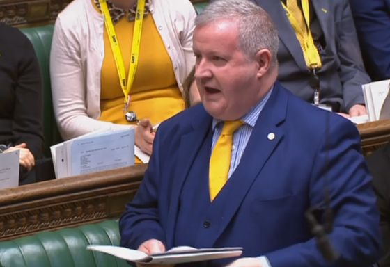 Scottish Party Leader Calls PM May a 'Liar,' Sparking Uproar in Parliament