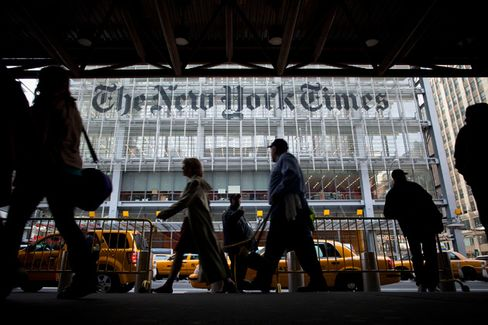 As the Times Raises Its Pay Wall, Other Papers Feel Left Out