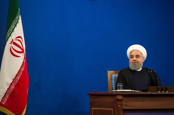 Back to the Future: Iran's Rulers Confront Return of Sanctions