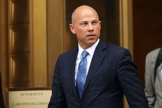Nike Executive Fears Michael Avenatti Trial May Turn Into 'Circus'