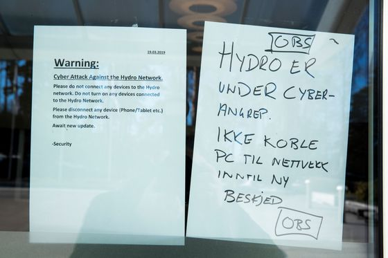 Norsk Hydro Ransomware Attack Is 'Severe'But All Too Common