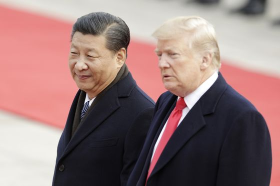 Trump-Xi Dinner Offers Chance to Avert Deeper U.S.-China Rift
