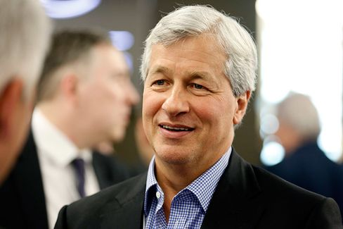 Dimon Gets 74 Percent Raise After Billions in Fines