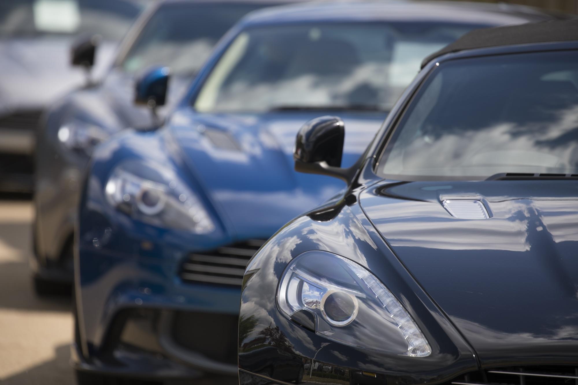 Aston Martin Faces Rebuke For Return To All Male Board Bloomberg