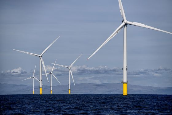 A $39 Billion Wind Company Bets Hydrogen Is Key to Climate Goals
