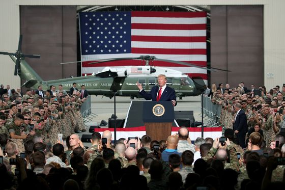 Furlough Threat Hangs Over U.S. Military Bases in South Korea