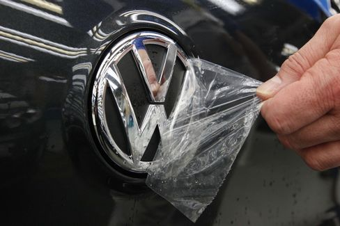 VW Sees Path to Global Dominance Leading Through Lanzhou