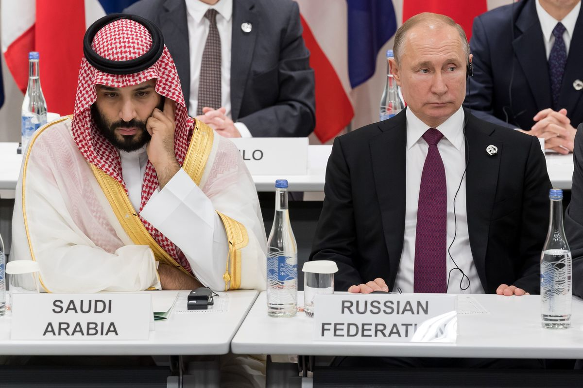 Putin's Russia Is a Middle Eastern Country