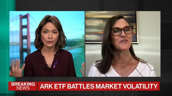 Cathie Wood Storms Back as ARKK, Space Fund Lure $1 Billion