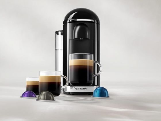 Nespresso's Larger Coffee Pods Won't Work With Your Machine