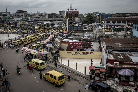 Sanctioned Billionaire Finds a Haven in Tiny Congolese Bank