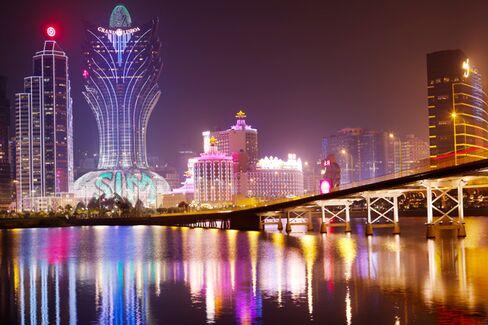 Macau Feels the Pinch of China's Slowdown