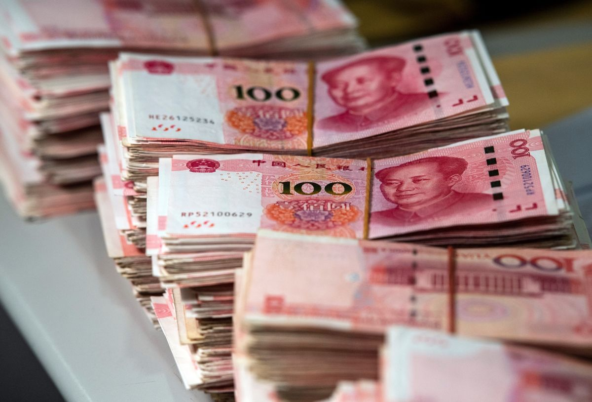 China's Yuan Adds Most in a Year as U.S. Approves Trade Deal