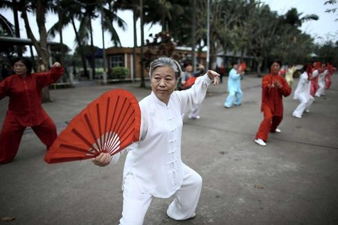 China's 430 Million Families Shrink and Age