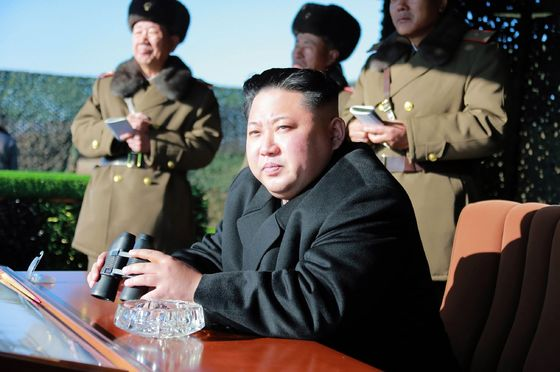Kim Blasts 'Vicious' Sanctions Squeezing North Korean Economy