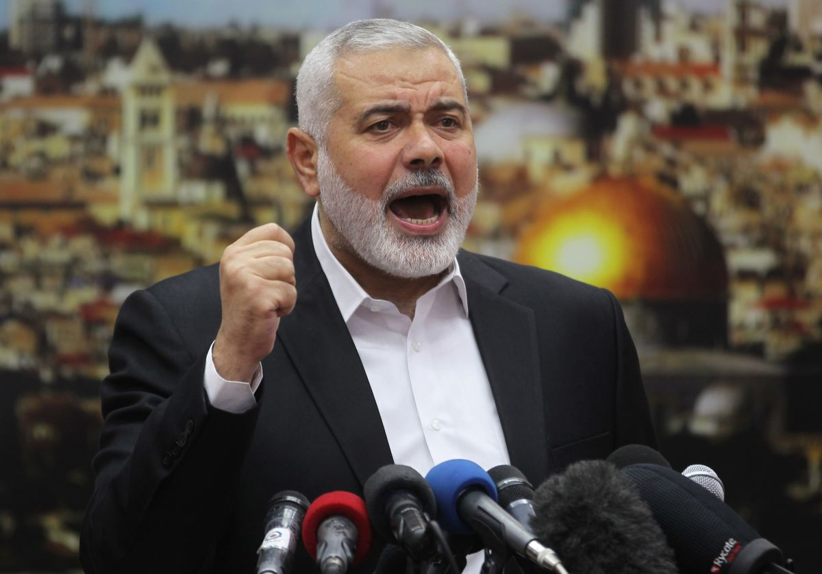 Hamas Leader Calls for Another Intifada Against Israel