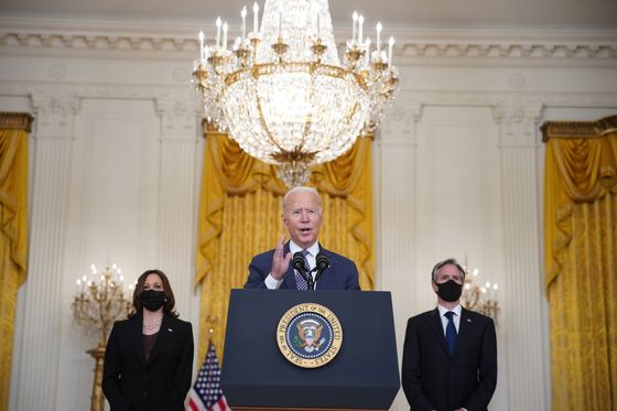 Biden's Vow to Protect Afghans Runs Up Against Taliban Barriers