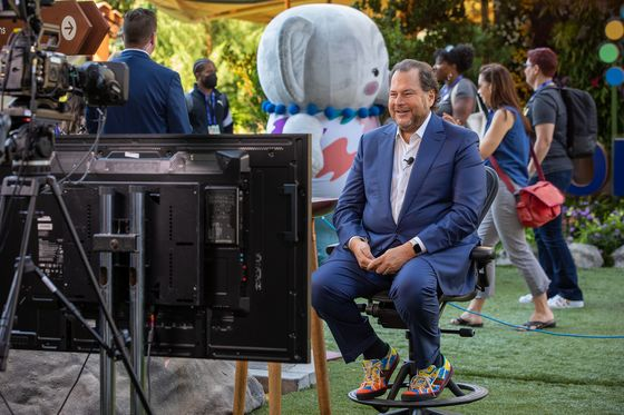 Salesforce Gets Into the Streaming Wars in a Very Salesforce Way