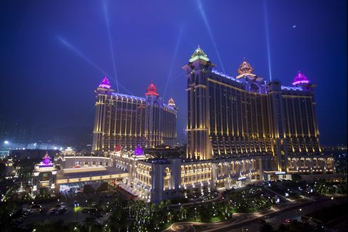 Galaxy Quarterly Profit Rises 46% on Chinese Casino Spending