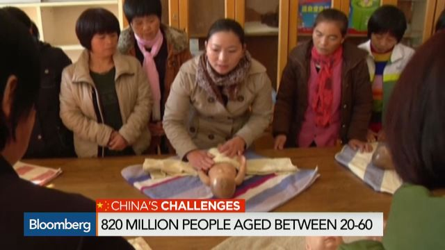 Chinese Families Can Now Have Two Children, But Can They Afford Them?