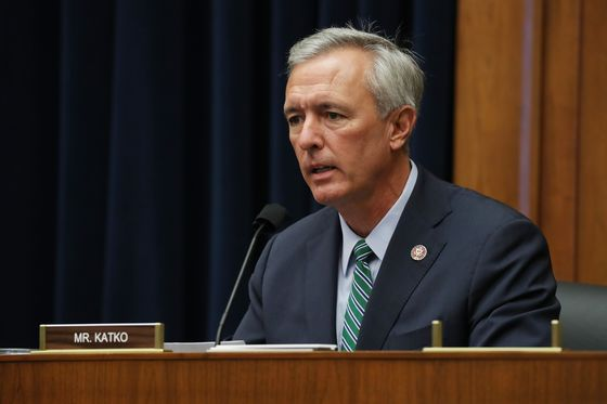 How John Katko Became First Republican to Support Impeachment