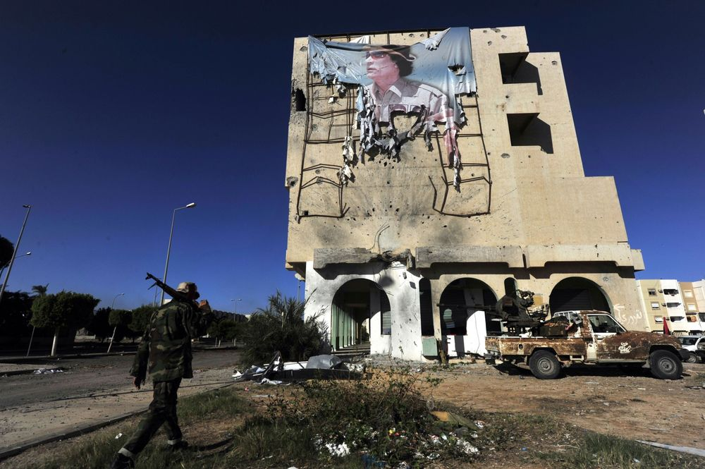 Russia Has a Plan for Libya—Another Qaddafi - Bloomberg