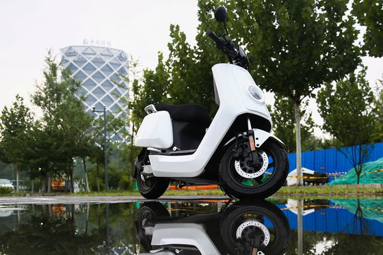 China Electric Scooter Maker Niu Races, Then Falls After IPO