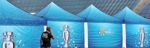 England Fans' Snub Threatens Ukrainian Economy's Soccer Stimulus
