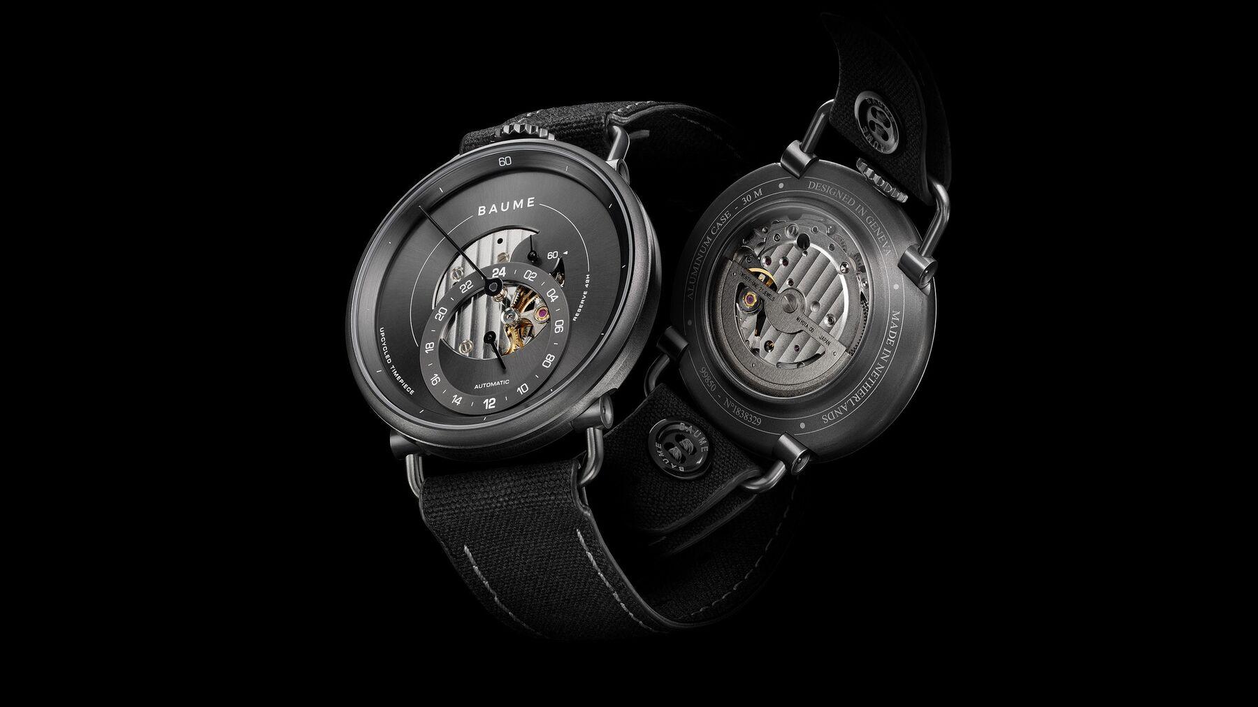 liên quan đến Chiến lược mới của Richemont dành cho đồng hồ xa xỉ: Không có vật liệu xa xỉ