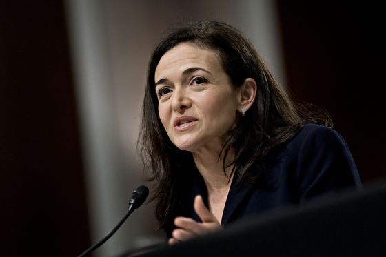 Sheryl Sandberg Says Business Barriers for Black Women Rise in Pandemic