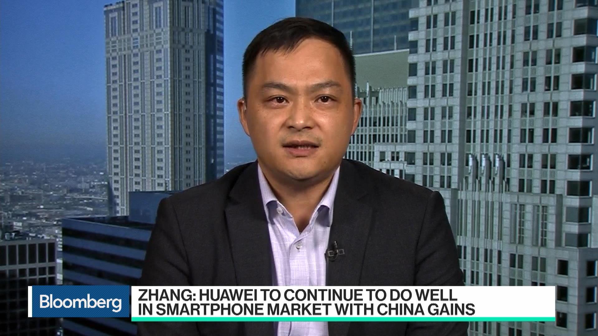 Huawei to Do Well in Smartphone Market Despite Trade War: Jun Zhang
